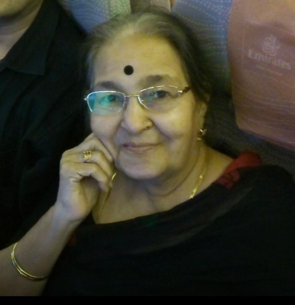 Mrs Nirmala Goswami